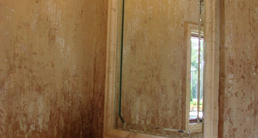 Bathroom Wall Finishes Home Design