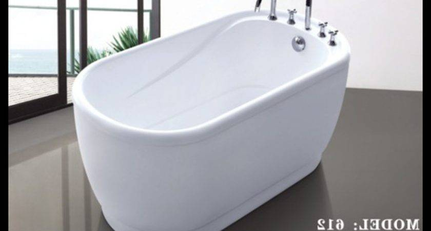 Bathtubs Small Areas Tub Sizes Tiny Bathroom