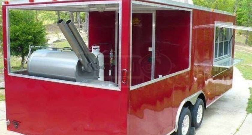 Bbq Trailers Sale Smoker Concession