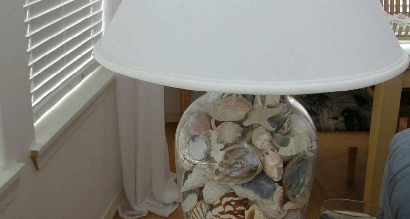Beach Themed Floor Lamp Top Master Bedroom Blog Cabin