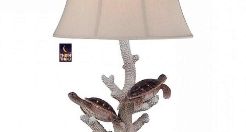 Beach Themed Floor Lamps Cool