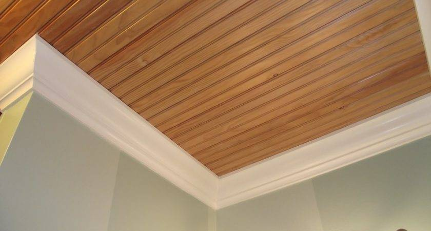 Beadboard Ceiling Interior Exterior Homie Best