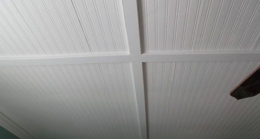 Beadboard Ceiling Panels Pin Pinterest