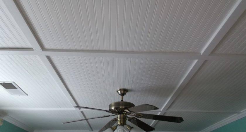 Beadboard Ceiling Planks Interior Exterior Homie Best