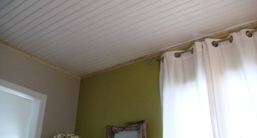 Beadboard Ceiling Project Flickr Sharing