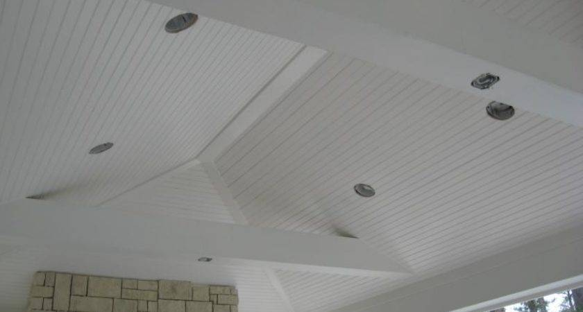 Beadboard Plank Ceiling Quotes