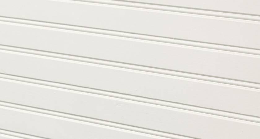 Beadboard Wainscot Faux Wall Panels Texture