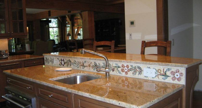 Beautiful Backsplashes Kitchens New Home Interior Design