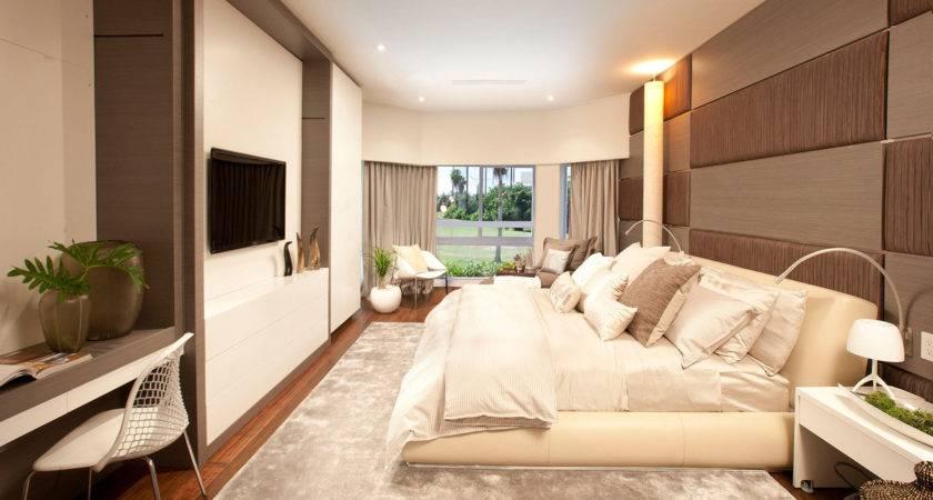 Beautiful Bedroom Stylish Interior Design Miami Florida