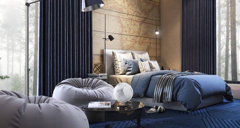 Beautiful Bedrooms Creative Accent Wall Ideas Looks