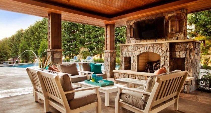 Beautiful Covered Patio Ideas