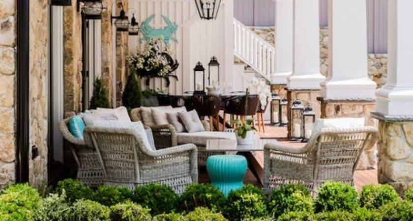 Beautiful Covered Patios Attractive