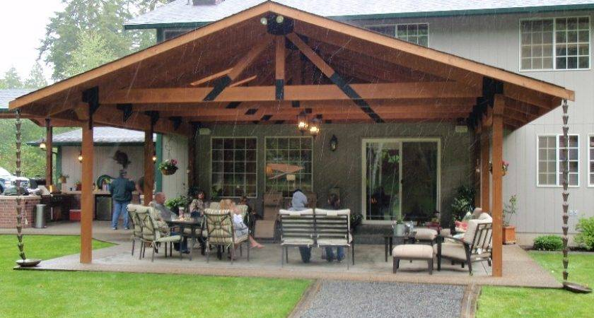 Beautiful Covered Patios Outdoor Patio
