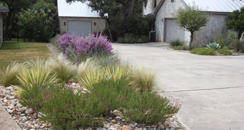 Beautiful Driveway Landscape Ideas Bistrodre Porch