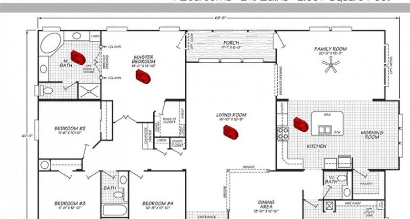 Beautiful Fleetwood Mobile Homes Floor Plans New Home