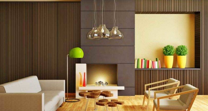Beautiful Living Rooms Fireplace Simple Design