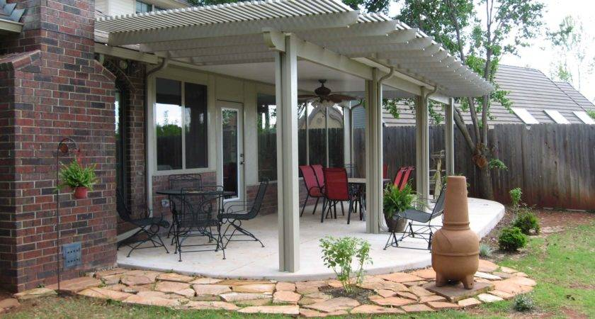 Beautiful Patios Covers Home Landscapings