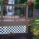 Beautiful Porch Skirting Have Apply Before