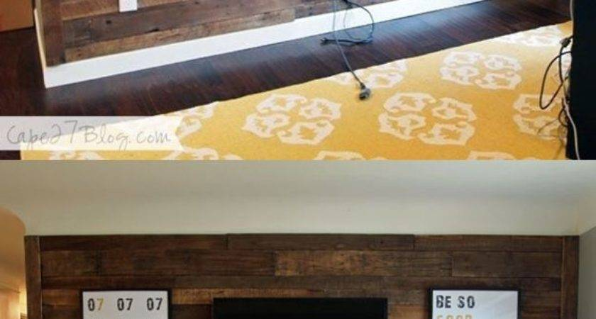 Beautiful Wood Accent Wall Ideas Upgrade Your Space