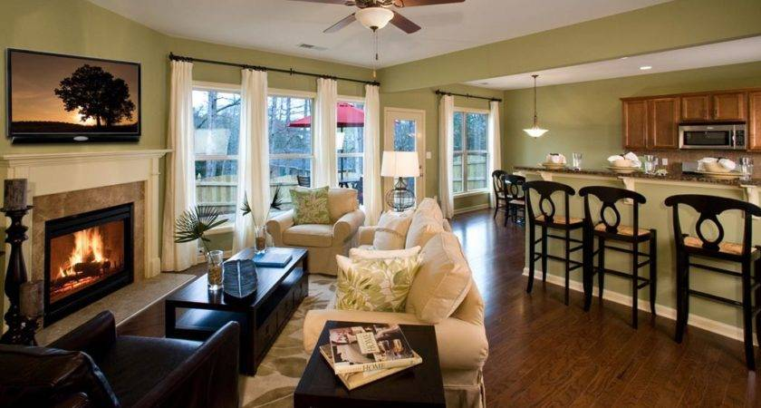 Beautifully Decorated Model Homes Home Decor Ideas