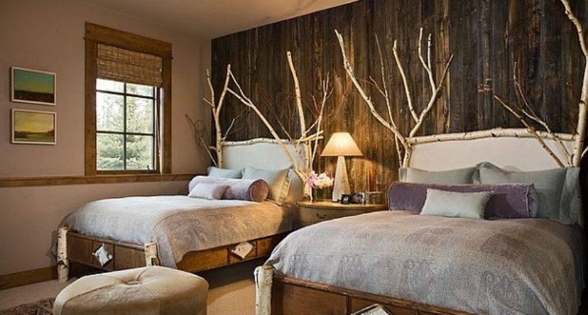 Bedroom Accent Walls Keep Boredom Away