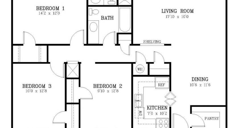 Bedroom Average American
