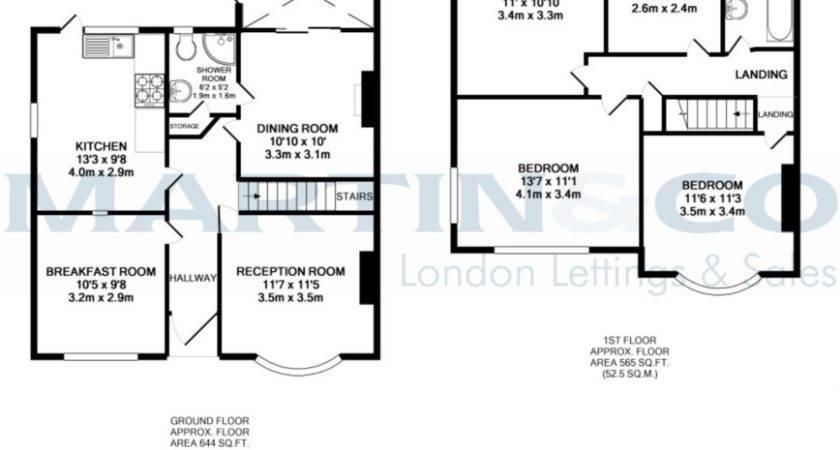 Bedroom Semi Detached House Plans Indiepedia