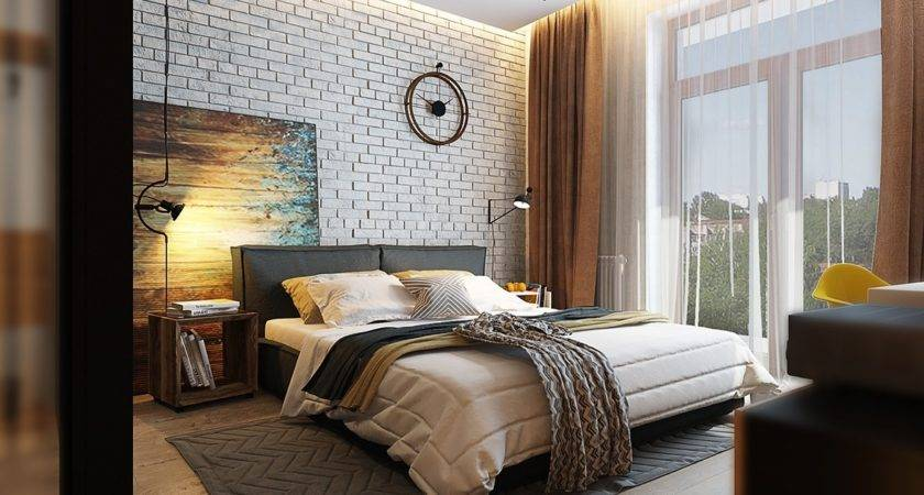 Bedrooms Brilliant Accent Walls