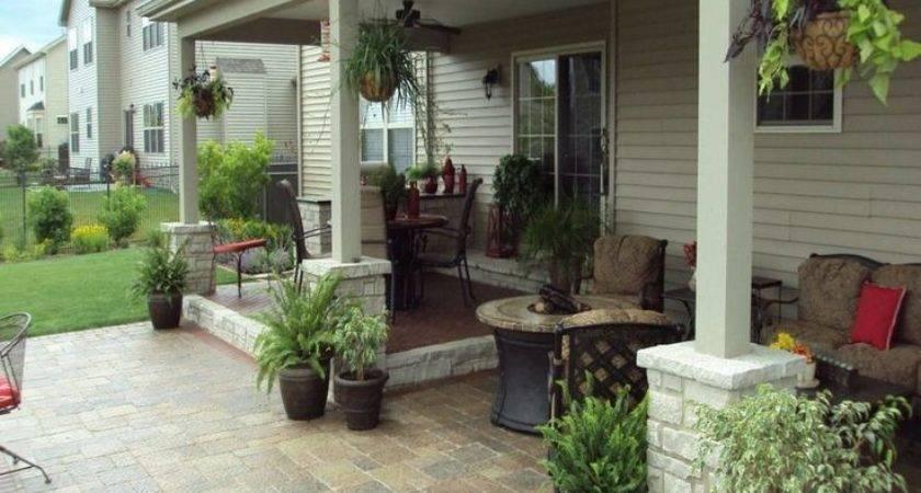 Best Back Porch Designs Ideas Pinterest Covered