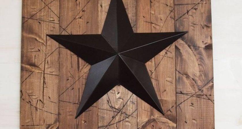 Best Barn Star Decor Ideas Pinterest Country