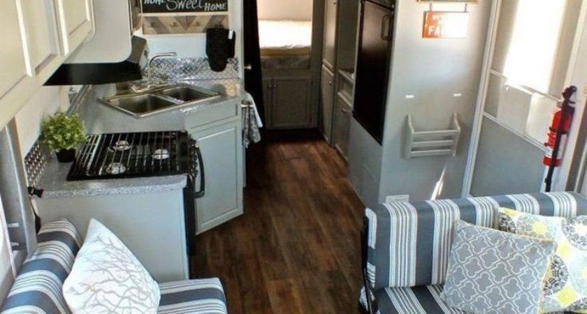 Best Camper Renovation Ideas Pinterest