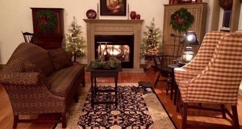 Best Colonial Main Living Rooms Decor