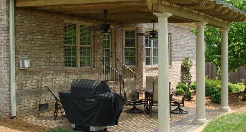 Best Covered Back Porch Ideas Bistrodre