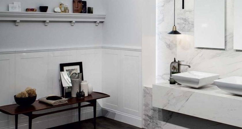 Best Dark Floor Bathroom Ideas Pinterest