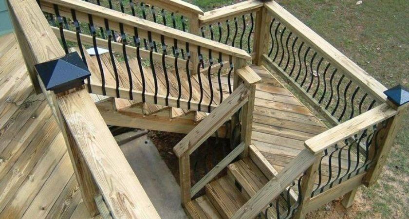 Best Deck Stairs Ideas Pinterest Steps