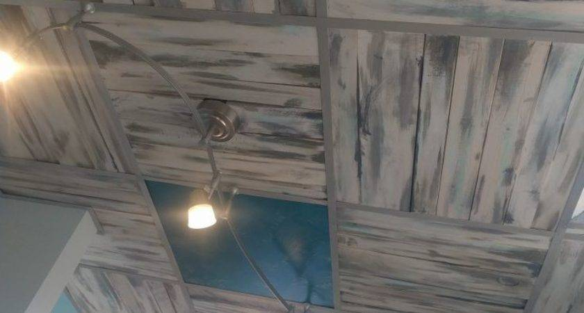 Best Dropped Ceiling Ideas Pinterest Basement
