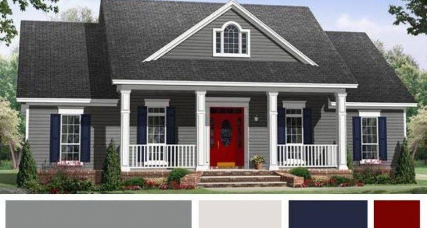 Best Exterior Paint Colors Please Your Eyes