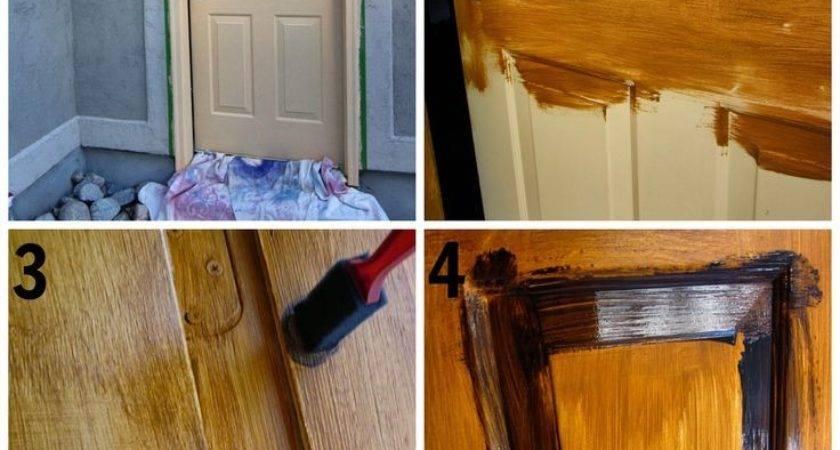 Best Faux Painted Wood Interior Doors