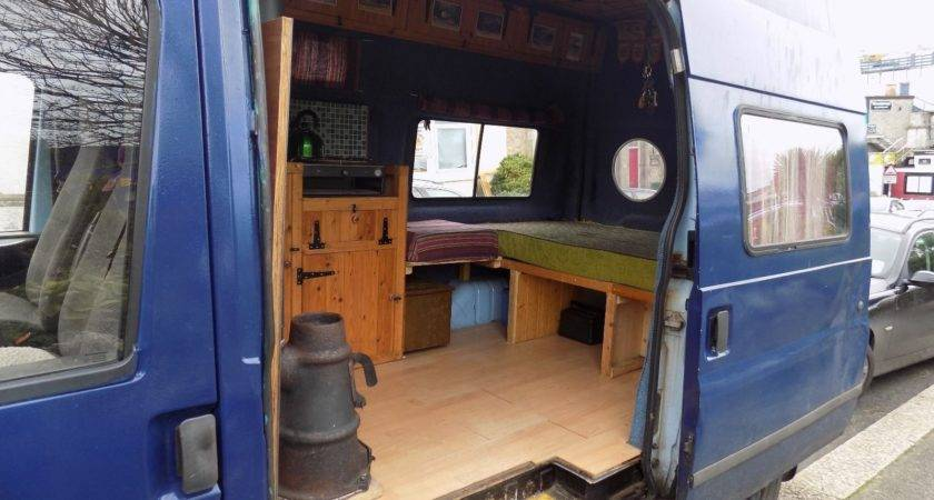 Best Ford Transit Camper Conversion Ideas Pinterest