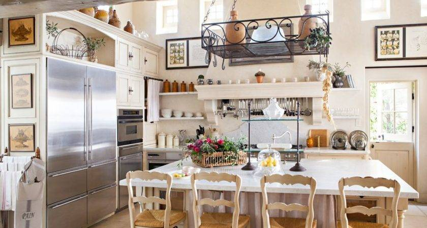 Best French Country Home Interiors Ideas Decoratio