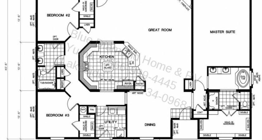 Best Ideas Mobile Home Floor Plans Modular