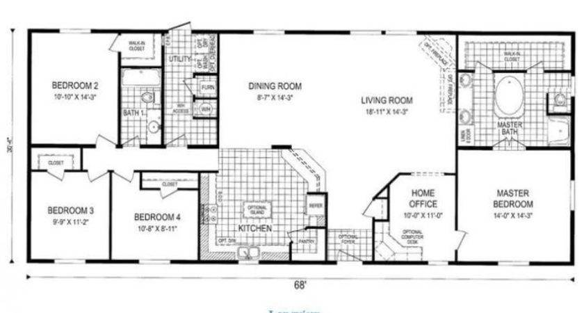 Best Modular Home Floor Plans New Design