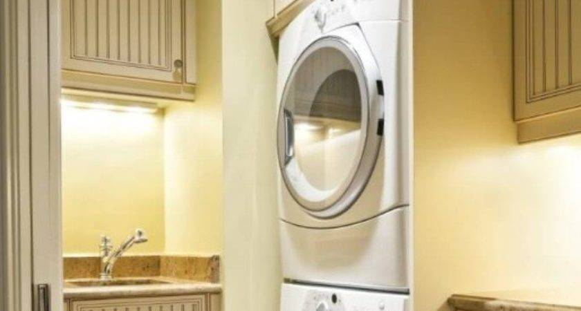 Best Paint Colors Laundry Room Washer Dryer Cabinet