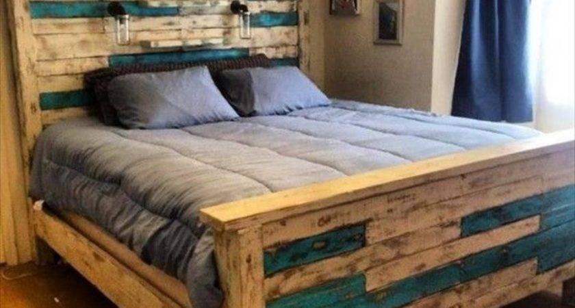 Best Pallet Bed Frame Designs Ever Built Hgnv