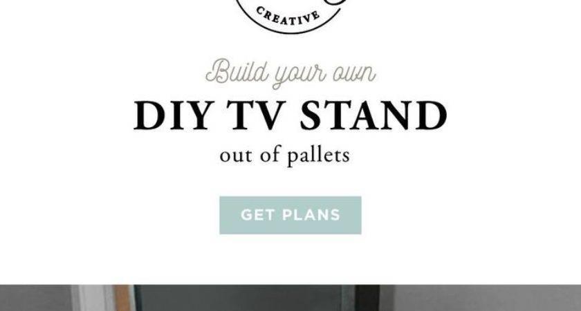 Best Pallet Stands Ideas Pinterest Make