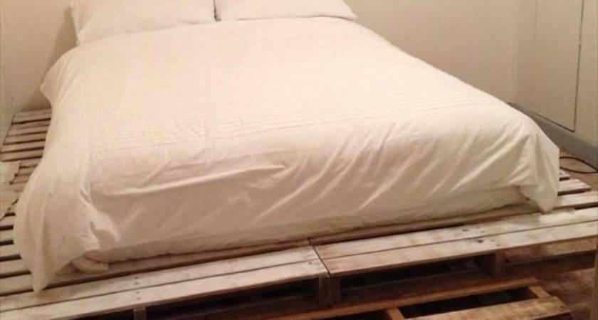 Best Pallet Twin Beds Ideas Pinterest Diy Double