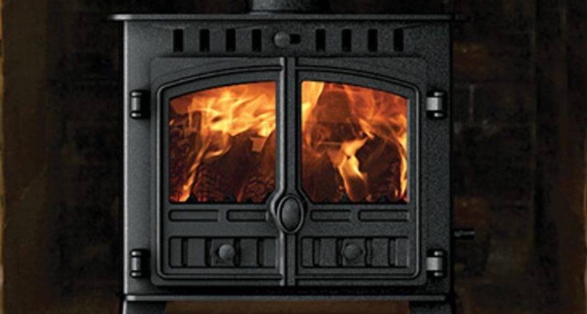 Best Prices Around Hunter Herald Slimline Wood Burning