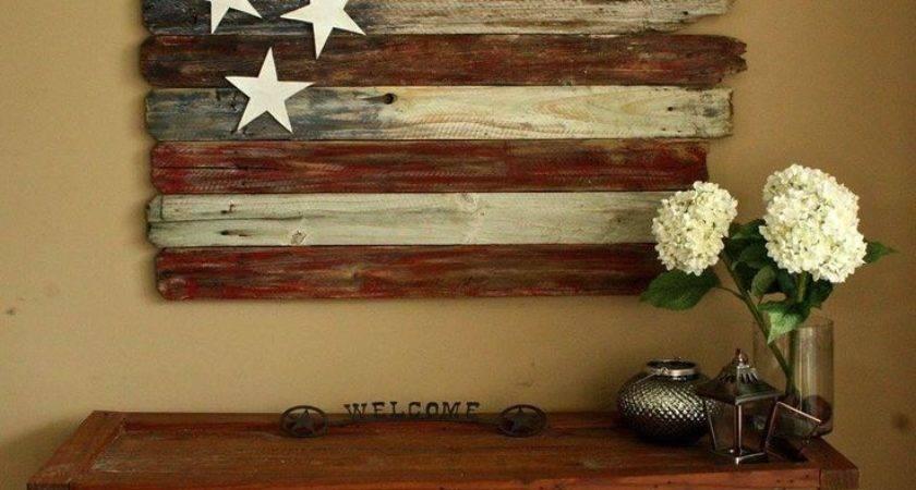 Best Rustic Americana Decor Ideas Pinterest