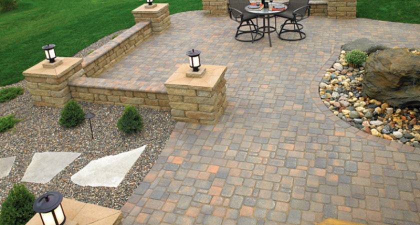 Best Stone Patio Ideas Your Backyard Home