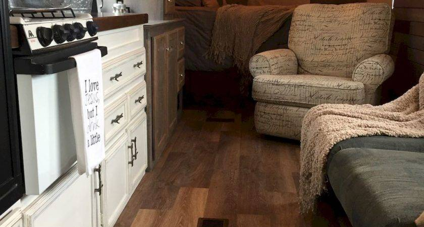 Best Travel Trailers Remodel Living Ideas
